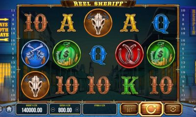 Reel Sheriff